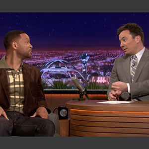 Jimmy Fallon and Will Smith It Takes Two Video